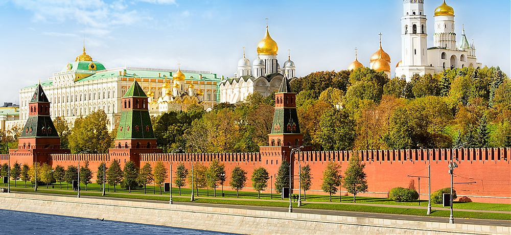 Moscow Kremlin – Russian Market Entry
